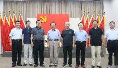 原国家安监局局长张宝明一行到365在线体育投注官网集团走访调研工作